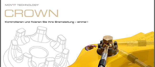Technik - MOV´IT CROWN